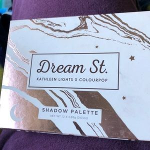 Colourpop dream st eyeshadow pallet